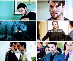 fashion, connor walsh, and love image