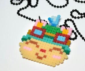 beads, hama, and lol image