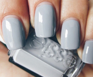 nails, beautiful, and essie image