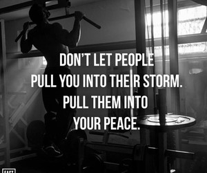 peace and storm image