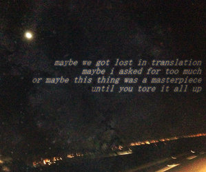 heartbreak, highway, and Lyrics image