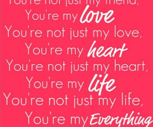 beautiful, love quotes, and love image