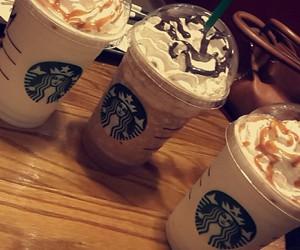 coffee, starbucks, and yummy image