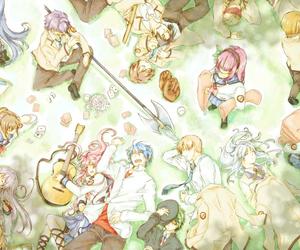 angel beats and anime image