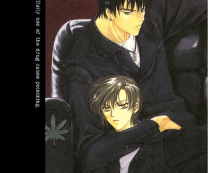 clamp, shonen ai, and lawful drug image
