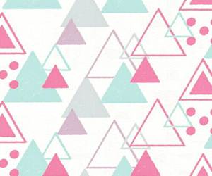 triangle and wallpaper image