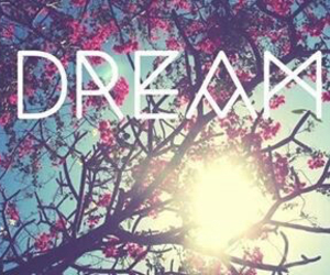 Dream and colors image