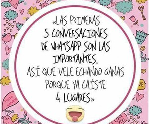 amor, importantes, and whatsapp image