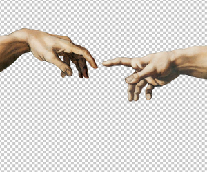 art, grunge, and hands image