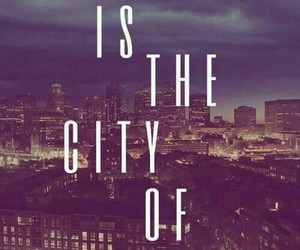 city of bones, the mortal instruments, and city image