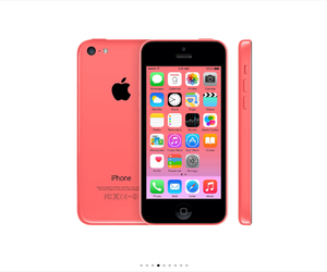 iphone 5c, apple, and iphone image
