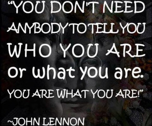 john lennon, quote, and quote of the day image