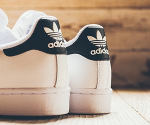 adidas and shoe image