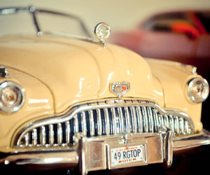 car, toy, and vintage image
