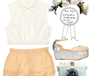 clothes, Polyvore, and fashion image