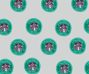 background, coffee, and green image