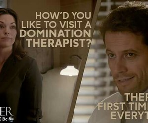 forever, jo martinez, and dr. henry morgan image