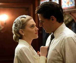 forever, dr. henry morgan, and abigail morgan image