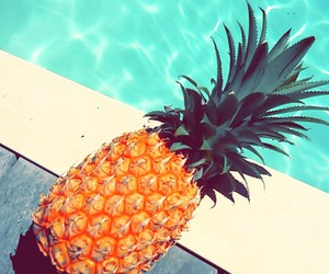 ananas, ete, and pineapple image