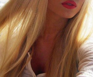 blonde and alena shishkova image