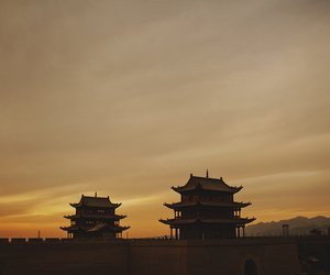architecture, china, and photography image