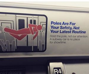 funny, pole dance, and routine image