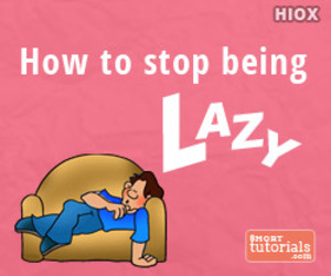 shorttutorials and stop being lazy image