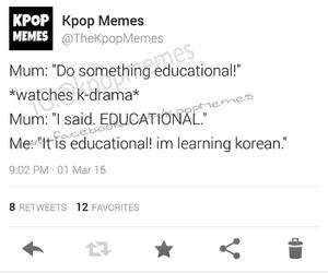 drama, korean, and kpop image