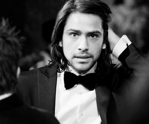 luke pasqualino, suit, and actor image