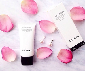 chanel, pink, and rose image