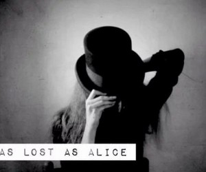 alice, hipster, and indie image