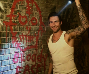 adam levine, american horror story, and ahs image