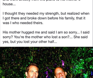 paul walker, Vin Diesel, and rip image