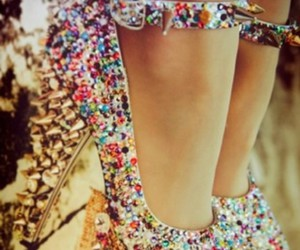 beautiful, fashion, and shoes image