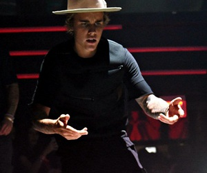 performance, performing, and justin bieber image