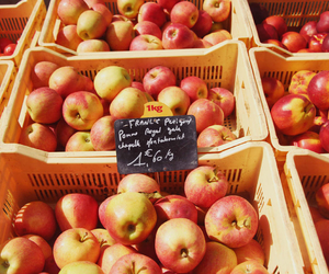 apples, autumn, and beautiful image