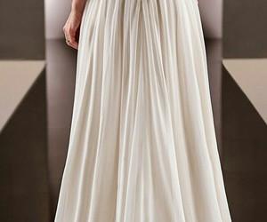 bridal, vintage, and dress image