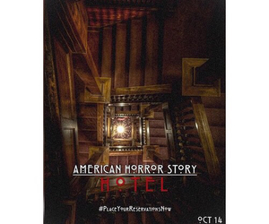 hotel and american horror story image