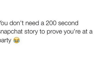 snapchat and quote image