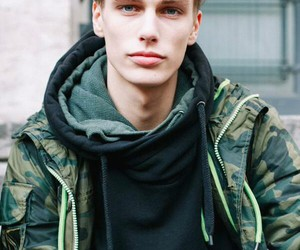 boy, cool, and male model image