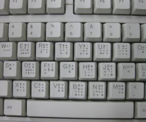keyboard, pale, and grunge image