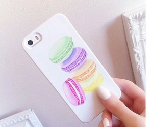 case, iphone, and food image