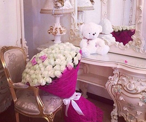 flowers and luxury image