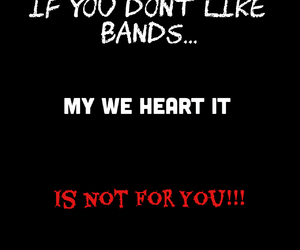 all time low, bands, and bring me the horizon image