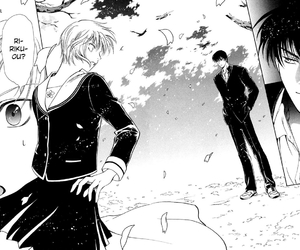 cherry blossom, clamp, and rikuou image