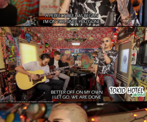 bill kaulitz, Lyrics, and songs image