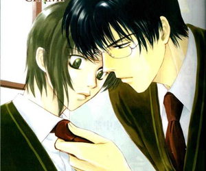 Boys Love, lawful drug, and clamp image