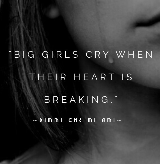 Girl Cry Quotes