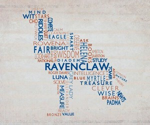 harry potter, ravenclaw, and hp image