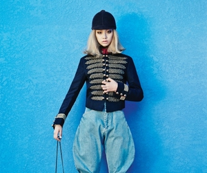 vogue, riding boots, and military look image